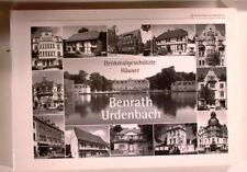 Denkmalgeschützte Häuser in Benrath und Urdenbach