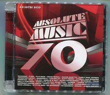 Absolute Music 70 (2 CD) v.a P!Nk Maroon 5 Katy Perry Rihanna Colplay Train J.Lo