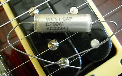 NEW OLD STOCK Pair .022 uf  400v K40N-2A RUSSIAN PAPER IN OIL CAPACITORS