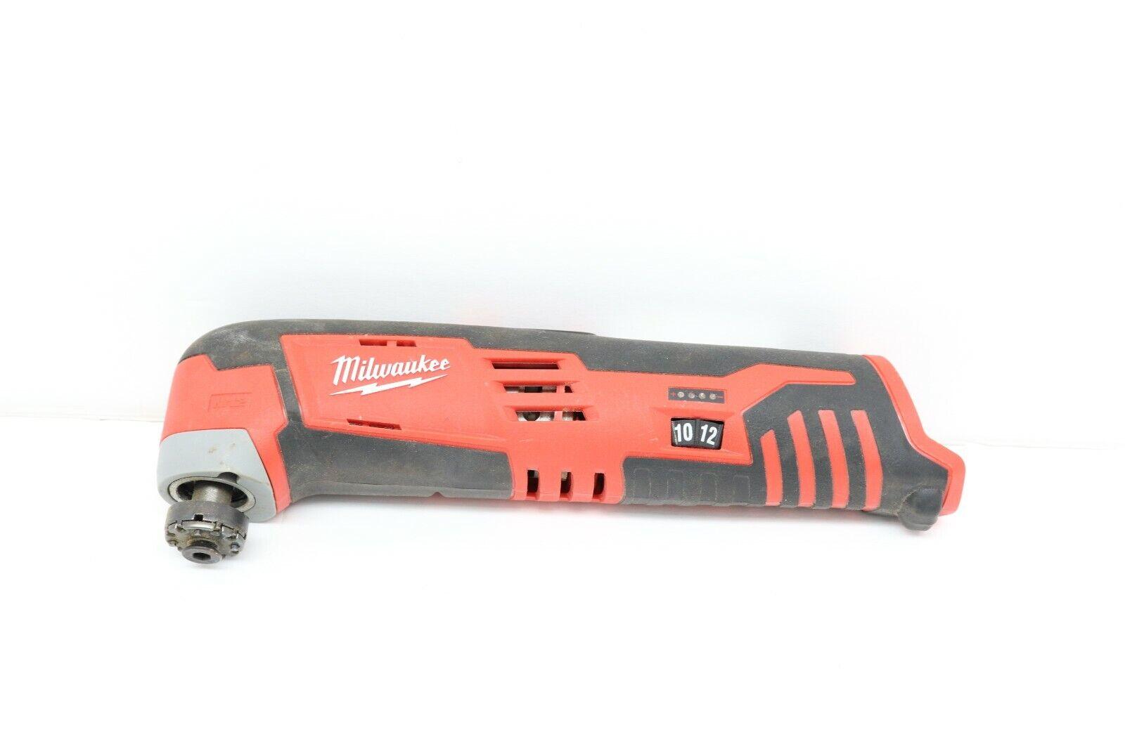 12V Cordless Oscillating Tool Redlithium MILWAUKEE 2426-20 M12 10-1//4in L