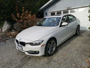 2014 BMW 3 Series Sport