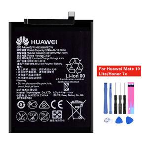 Spare-Battery-For-Huawei-Mate-10-Lite-Honor-7x-Nova-2-Plus-HB356687ECW-Batteria