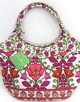 Vera Bradley Daisy Tote Handbag In Lilli Bell
