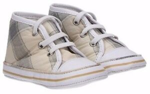 Burberry-Baby-Newborn-Trainers-Shoes-Checked-Shoes-EU-17-UK-1-BNWB