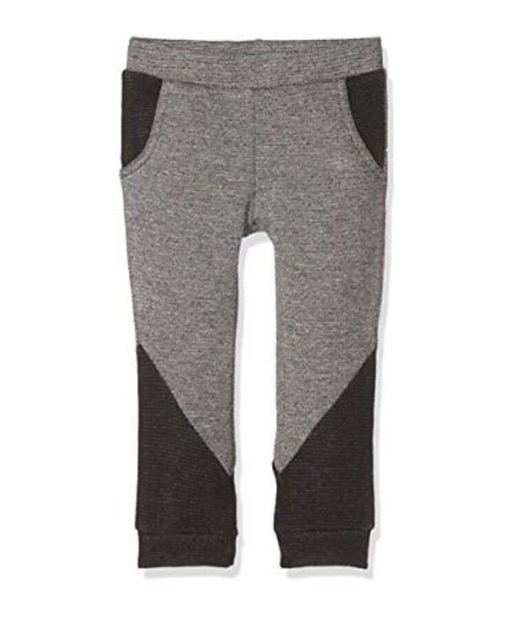 Joules Baby Hugo Gris Denim Pantalon De Survêtement//Pantalon Bnwt 3-6 Et 6-9 Mois Disponible