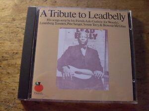 Tribute LEADBELLY [CD Album] Pete Seeger Sonny Terry - Baden-Baden, Deutschland - Tribute LEADBELLY [CD Album] Pete Seeger Sonny Terry - Baden-Baden, Deutschland