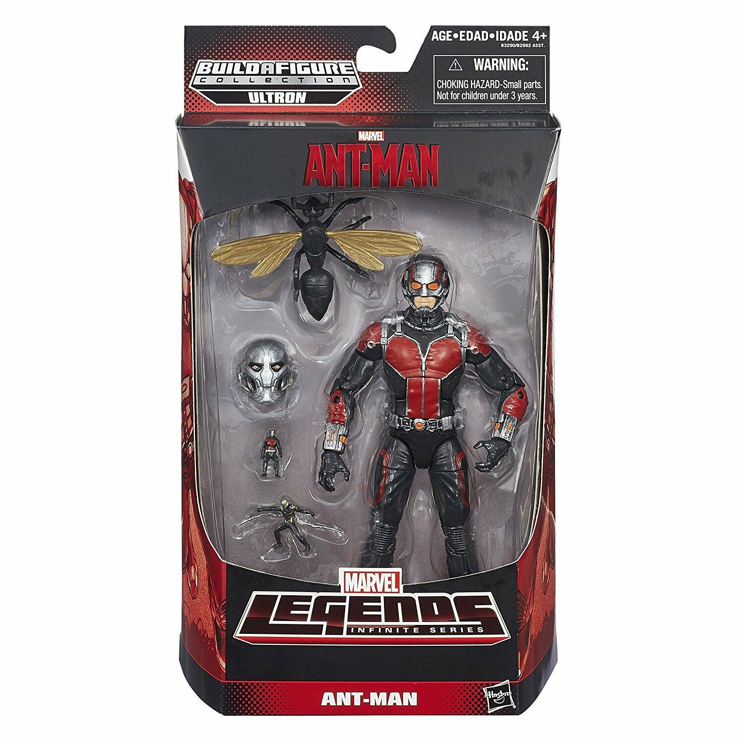 Ant Man (Marvel Ant Man) Legends Action Figure