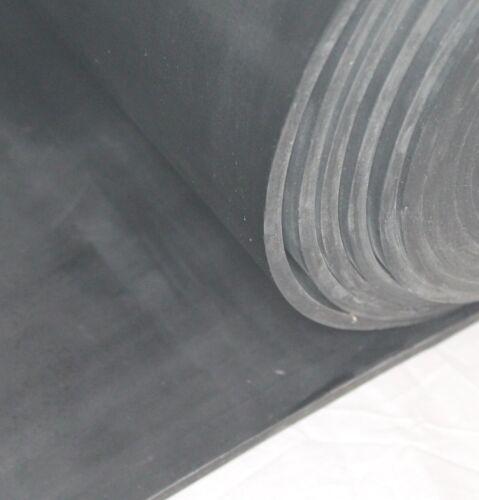 Gummimatte EPDM 3mm1500x300mm0,45m² Dichtung ozon witterung alterung