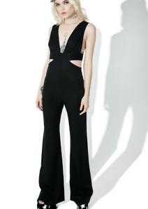 NEW WILDFOX Salty Blonde Jumpsuit Size XS