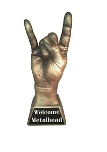 Metalhand-Klassik-Welcome-Rockhand-Mano-Cornuta-Sign-of-the-Horns-Pommesgabel