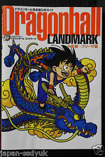 "JAPAN Dragon ball Kanzen-ban Official Guide Book ""Dragonball Landmark"""