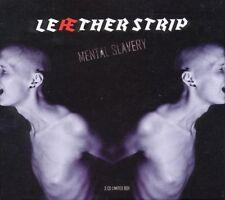 LEAETHER STRIP Mental Slavery LIMITED 3CD BOX 2010