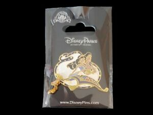 Disney-Pin-Aladdin-Princess-Jasmine-Monkey-Abu-Riding-On-Magic-Carpet