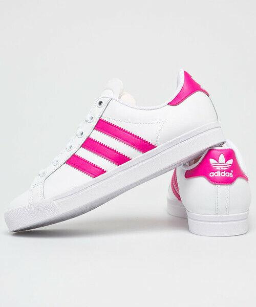 Resplandor Aire acondicionado visual  adidas Superstar Womens Sneaker Ac7162 9 for sale online | eBay