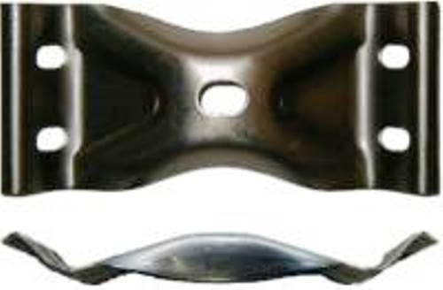 S-2771 16 GAUGE STEEL TABLE LEG CORNER BRACKET SINGLE BRACKET ONLY