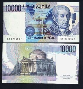10.000 Livres Volta Lettre K Fds Ceihwqzf-08005952-759531065