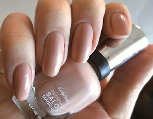 SALLY-HANSEN-Complete-Salon-Manicure-Nagellack-220-Cafe-Au-Lait-NEU-amp-OVP