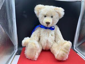 Martin-Teddy-Baer-45-cm-Limitierte-Auflage-Top-Zustand
