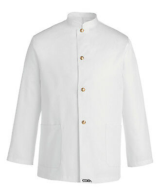 CHEF JACKET COREANA EGOCHEF MADE IN ITALY OSTERREICH COOK Шеф-повар куртк