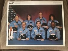 DD-025 ICICLES DRAPE LAUNCH PAD FOR SHUTTLE CHALLENGER STS-51L 8X10 NASA PHOTO