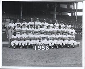 Brooklyn-Dodgers-1956-Team-Type-1-Original-Photo-Koufax-Snider-Drysdale-Jackie