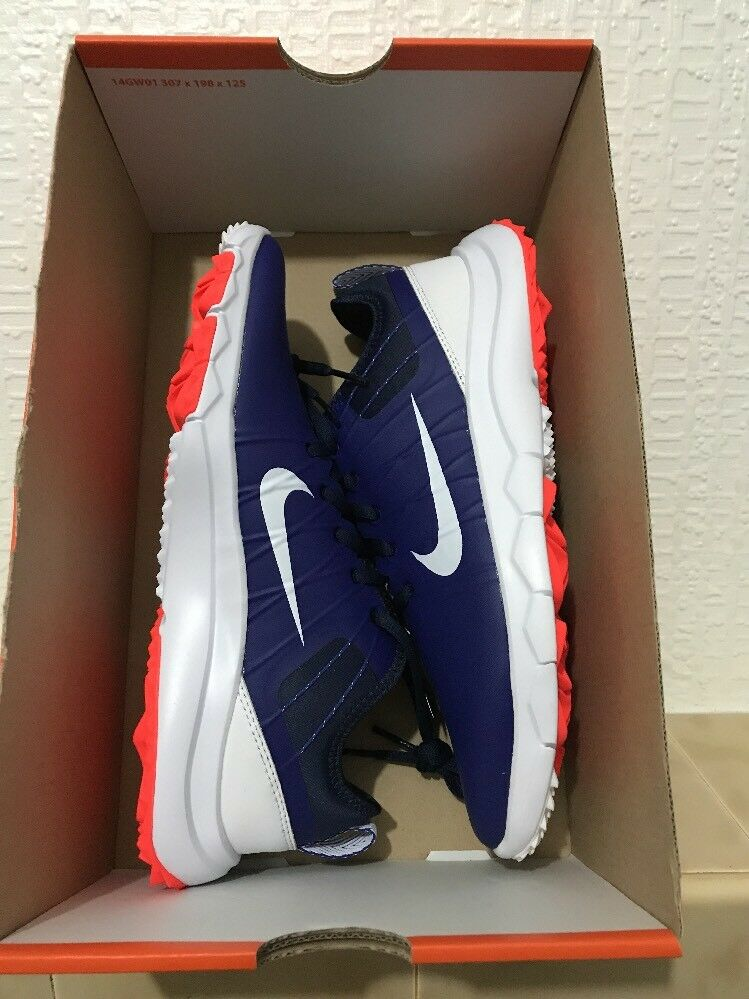 Damens's Nike FI Impact 3.5 2 Golf Trainers UK 3.5 Impact US 6 EU 36.5 Blau 89113e