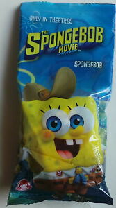 PATRICK *FAST SHIPPING* NEW THE SPONGEBOB MOVIE WENDY/'S TOY