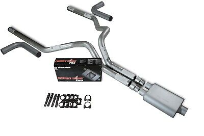 "Dodge Ram 94-03 3/"" Single Exhaust Kit Cherry Bomb Pro"