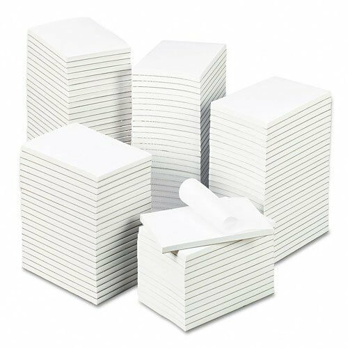 UNIVERSAL OFFICE PRODUCTS 35624 Bulk Scratch Pads, Unruled, 4 X 6, White,
