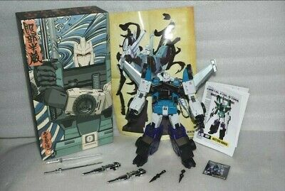New Transformers DX9 D10 Hattori Hanzo MP SIXSHOT Figure in Stock