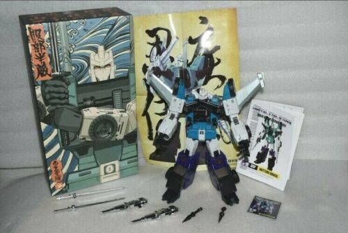 transforms DX9 toys D10 Hattori Hanzo MP Sixshot G1 Action figure New In Stock