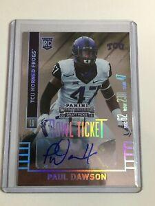 F68945-2015-Panini-Contenders-Draft-Picks-Bowl-Ticket-TCU-Paul-Dawson-AUTO-99