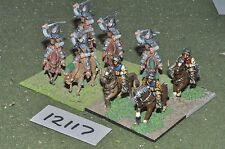 25mm medieval cavalry 8 cavalry (12117)