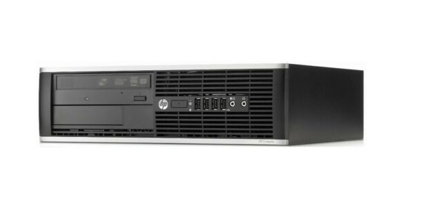 HP Elite 8300 SFF Core I3-2100 3,1Ghz - 500Go - 8Go - DVD-RW  - 7 Pro 64Bits