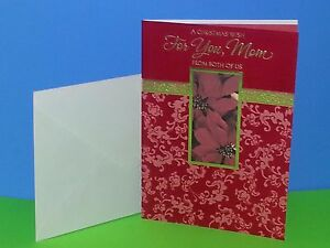 image is loading hallmark christmas card 034 a christmas wish for