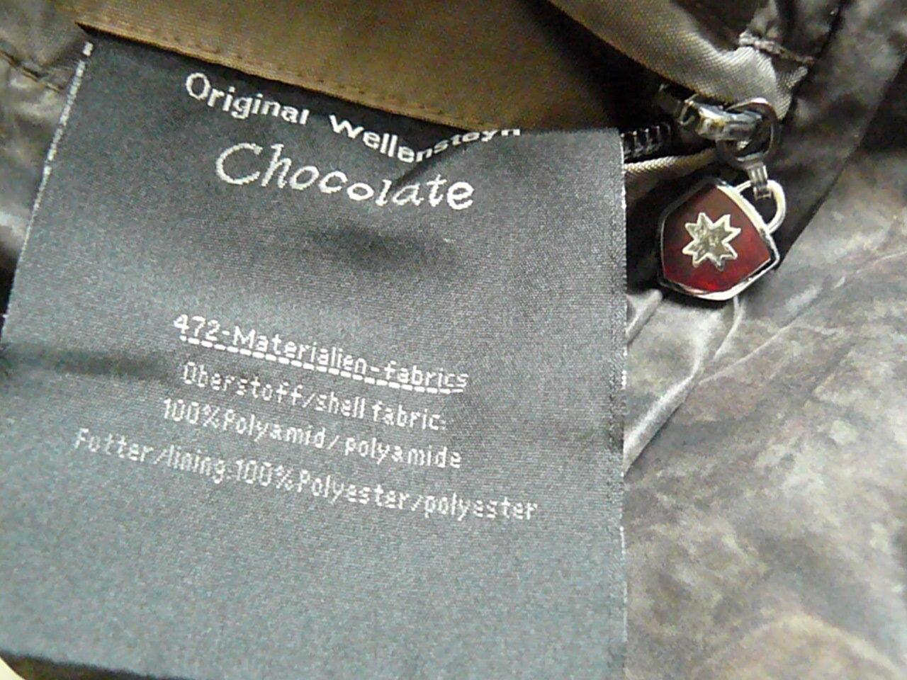 WELLENSTEYN WELLENSTEYN WELLENSTEYN NEU Chocolate khaki  grün  braun Gr. Smit Kapuze   | Haltbarkeit  | Haltbarkeit  | Abgabepreis  | Ein Gleichgewicht zwischen Zähigkeit und Härte  | New Style  efdcd3