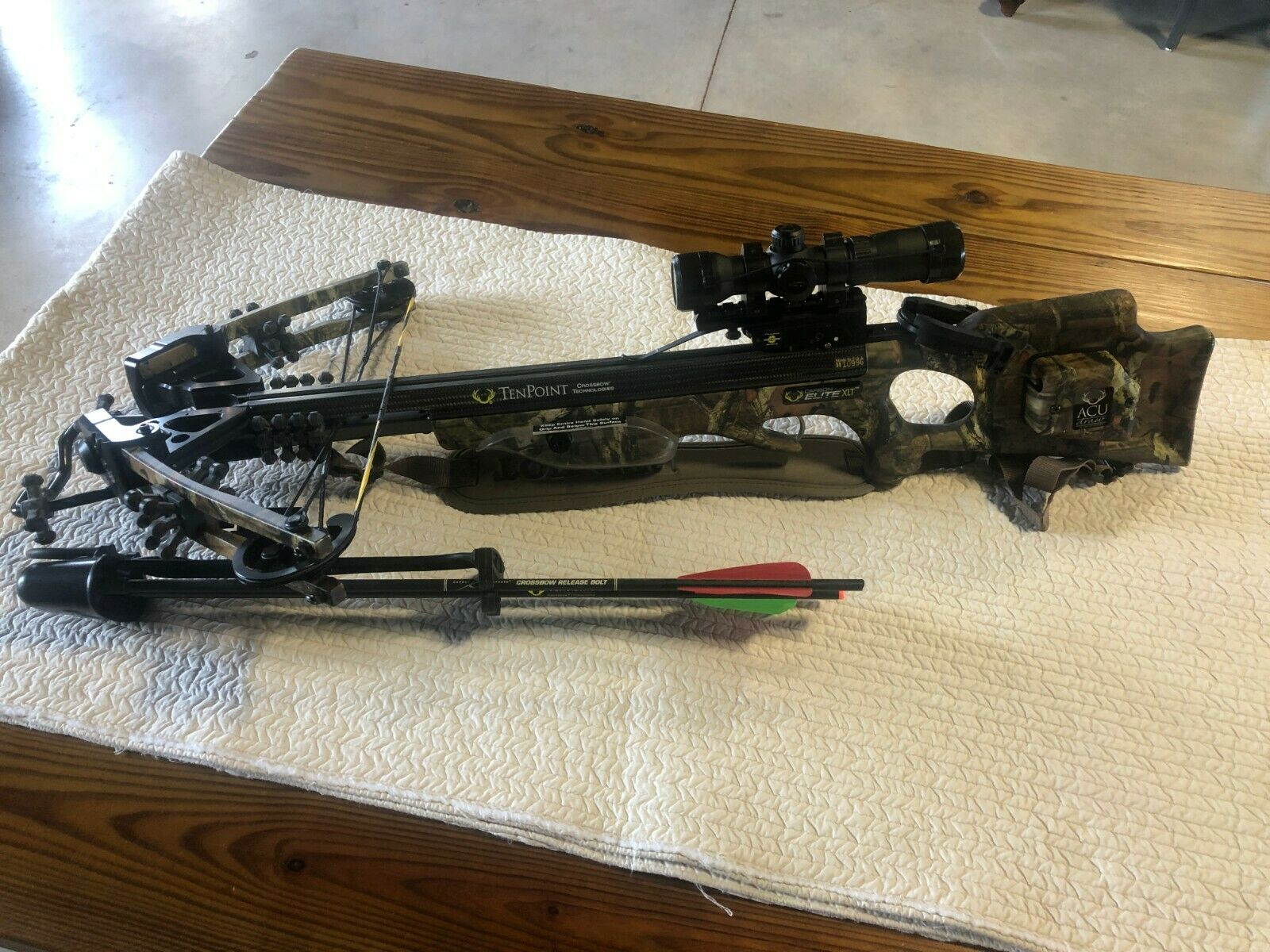 """Ten Point Turbo XLT Crossbow String 30.75/"""" by ProLine Bowstrings"""