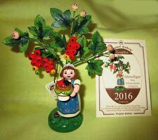 Hubrig Jahresfigur 2016 Rote Johannisbeere 304h2016
