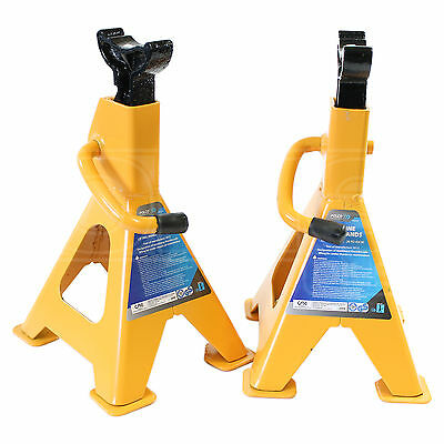 Pair Polco 3 Tonne Axle Stands
