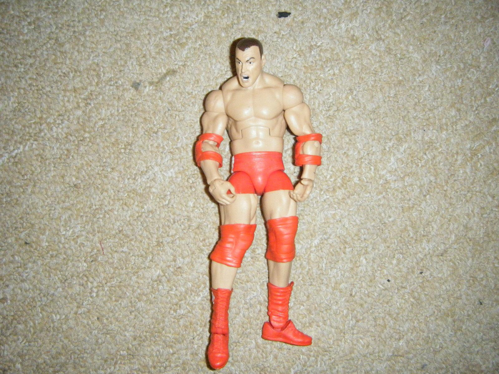 WWE Wrestling cifra Mattel Elite Serie Ringside Ringside Ringside Collectibles TRU LEGENDS WWF 9682a1