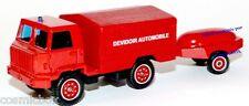 SOLIDO camion de pompier BERLIET CAMIVA 4x4 ff Lastkraftwagen von Feuerwehrmann