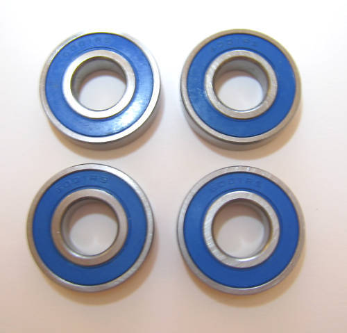 SPINERGY XYCLONE DISC V.4 26 AND 29 CERAMIC BALL BEARING FRONT & REAR  HUBS