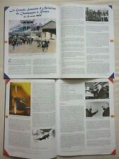 9/2009 REVUE PEGASE N°134 CAUDRON SIMOUN THERESE PELTIER CHAMPAGNE BERMUDA 14/18