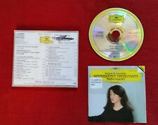 Robert Schumann: Kinderszenen; Kreisleriana CD Argerich DGG West Germany 1984
