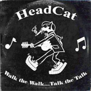 HEADCAT-Walk-The-Walk-Talk-The-Talk-New-CD-Gtr-Pick-amp-Bar-Coaster