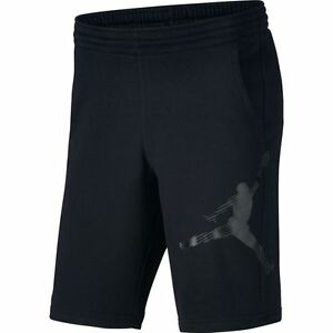 c9e8991b1b20c4 Nike Men s Air Jordan 11 Legacy Shorts NEW AUTHENTIC Black 884280 ...