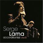 ACCORDEONISSI Mots 0825646281220 by Serge Lama CD