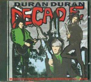 Duran-Duran-Decade-The-Best-Of-Italy-Press-Cd-Ottimo