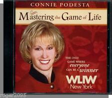 Connie Podesta - Mastering the Game of Life - New 2004, Self-Help CD!