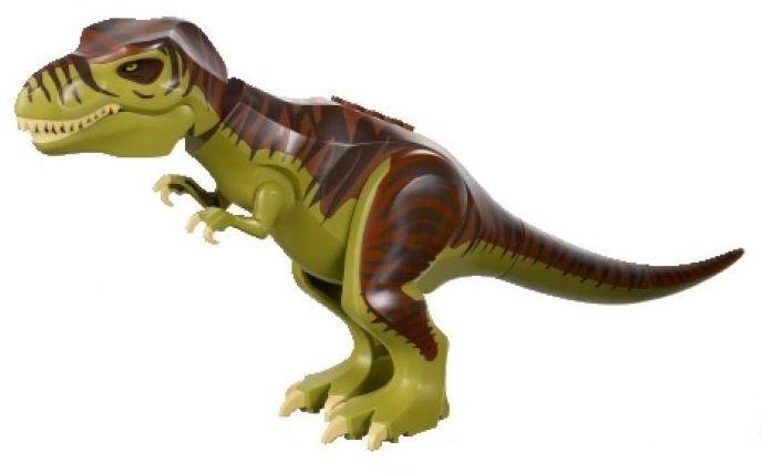 LEGO 5887 - DINO - T-REX - TYRANNOSAURUS Mini Figure / Mini Fig